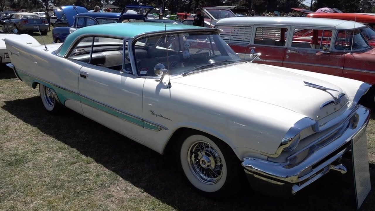 Meredith Car Show & Family Day: Classic Restos - Series 39