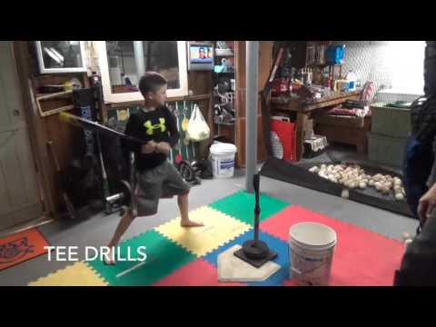 Youth Baseball Hitting Drills At Home For 8-9 Years Olds