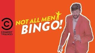 Not All Men Bingo