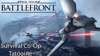 Star Wars: Battlefront  - Survival Cooperativo - Tatooine