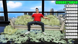 Top 10 ways to make Money in GTA Online without a business solo