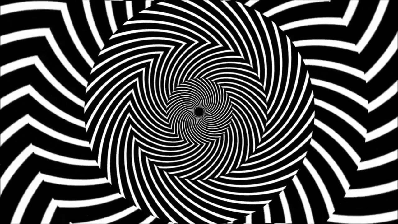 Trippy Optical Illusion Eye Trick Hypnotic Hypnosis