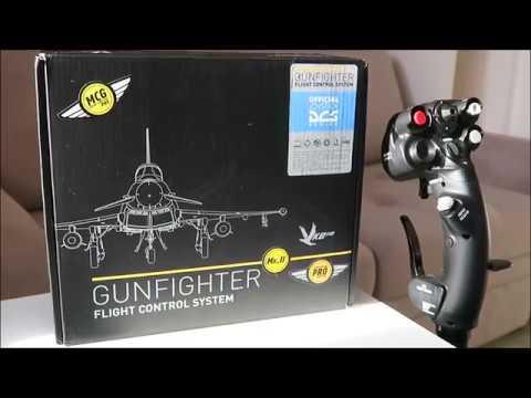 Joystick VKB Gunfighter MCG Pro