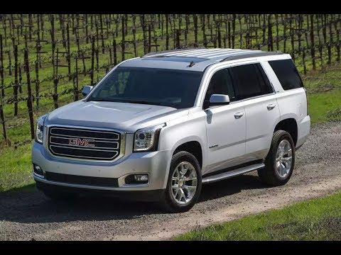 GMC Yukon 2017 Car Review