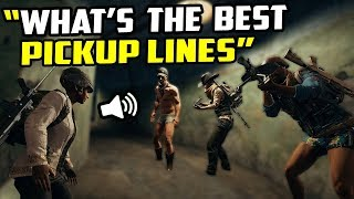 Picking Up Gamer Girls - Funny Voice Chat - PUBG