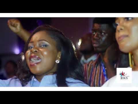 ACCLAMONS JESUS - Nzambe Monene feat Paul Bakenda ( premier jour)