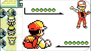 What if: Challenging Legend Red in Pokémon Yellow?
