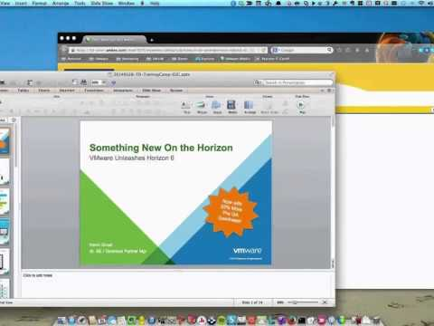 Training Camp - Mitel Unified Communications with Horizon View 5