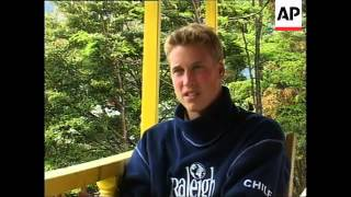 CHILE: ENGLANDS PRINCE WILLIAMS ADVENTURE