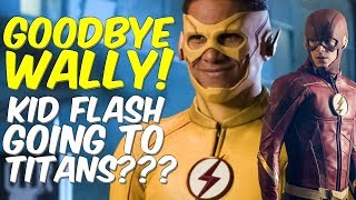 Breaking! Kid Flash Leaving Legends! Going to Titans? Lets Talk!