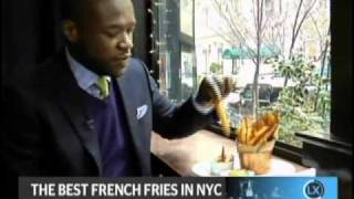 The Best French Fries In New York City
