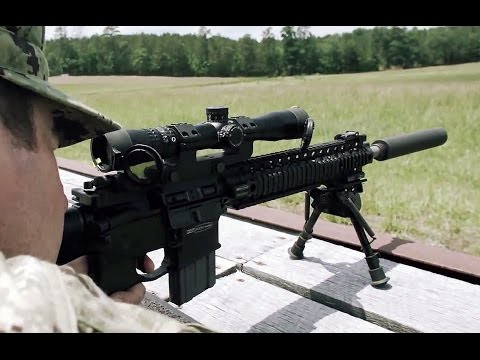 Navy Sniper and