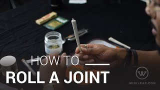 How To Roll A Joint | with LexScope