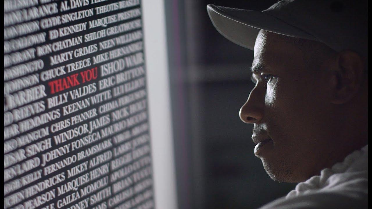 Thank You Black Skateboarders | Alphonzo Rawls: Behind The Design