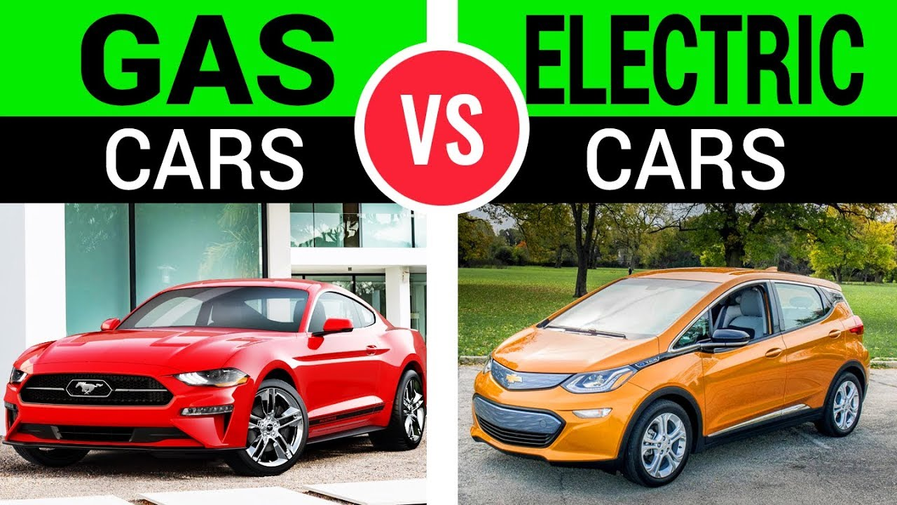Electric Cars Vs Gas Cars Price Pros Cons Youtube