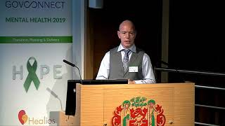 Mental Health 2019 - Andrew Herd, Dept of Health & Social Care
