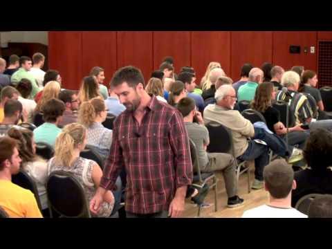 Mark Bowe - WVU College of Business & Economics Speaker Series