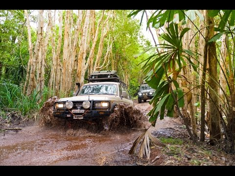 Cape York's Wild East Coast - Is this Cape York's best track?