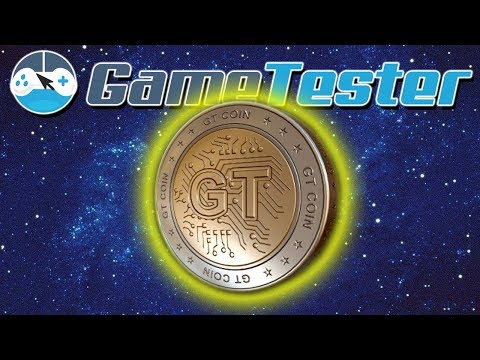 INTRODUCING GTCOIN! | GameTester Introduces GTCoin | Crytocurrency Showcase