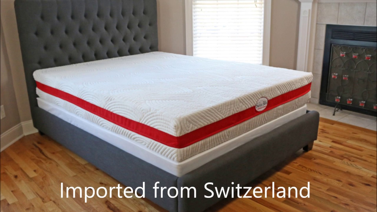 swiss bliss mattress company youtube