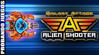 Galaxy Attack - Alien Shooter | Android screenshot 3