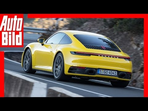 Porsche 911 (992) 4S (2019)  Fahrbericht / Review / Vorstellung