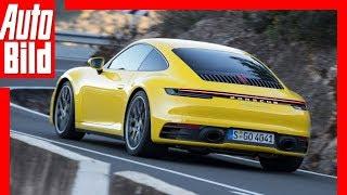 Porsche 911 (992) 4S (2019)  Fahrbericht / Review / Vorstellung thumbnail