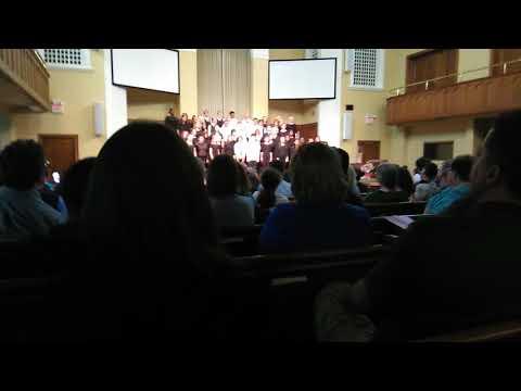 City High Concert Choir- Cantar!; Jay Althouse (SAB)