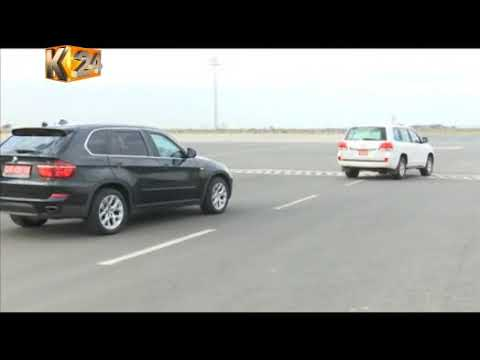 Rex Tillerson anayezuru Kenya akatiza mikutano yake hii Jumamosi