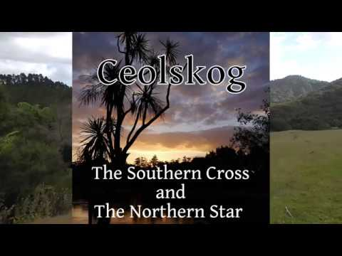 Ceolskog -The Southern Cross and The Northern Star (2017; Folk Metal Album + Nature Video)