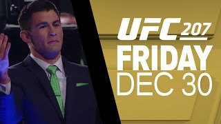 UFC 207: Dominick Cruz vs Cody Garbrandt - Bragging Rights