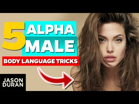 Body Language Of An Alpha (MALE) from YouTube · Duration:  5 minutes 10 seconds