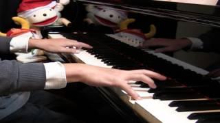 楽譜は、ヤマハの 「月刊ピアノ2015年12月号」のものを 使いました。今...