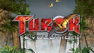 Classic PS2 Game Turok: Evolution on PS3 in HD 1080p