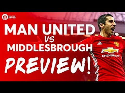 Henrikh Mkhitaryan vs Middlesbrough 2-1 Premier League 31/12/2016