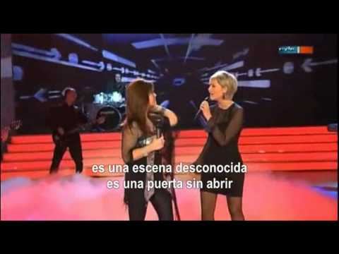 Robin Beck & Helene Fischer - First Time (Subtítulos español)