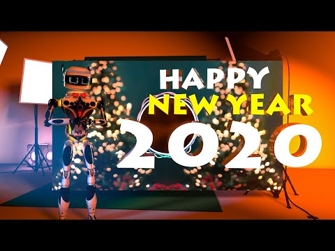 HAPPY NEW YEAR 2020: 3D Animation | С НОВЫМ ГОДОМ 2020: 3D Анимация