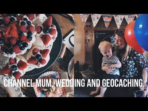 Channel Mum, Royal Wedding and Geocaching | UK FAMILY VLOGGERS | Mummy and Harrison