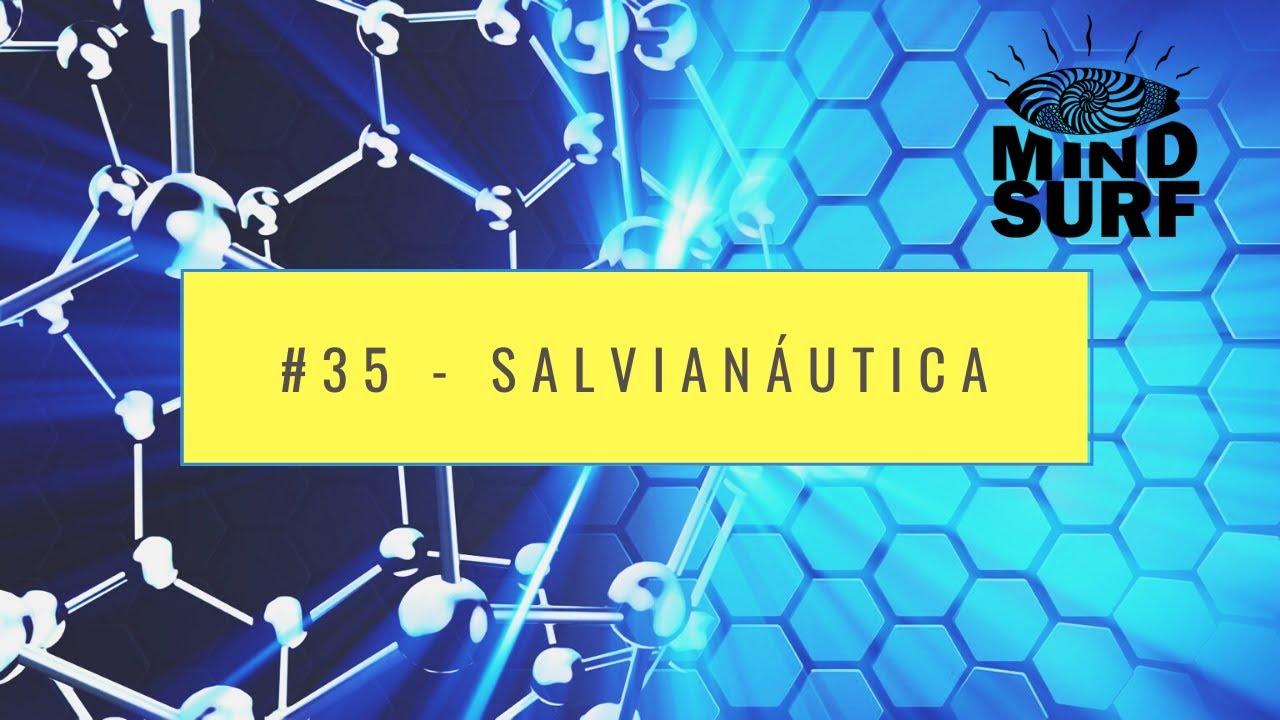 #35 - Salvianáutica (Con Alex Alcibar)