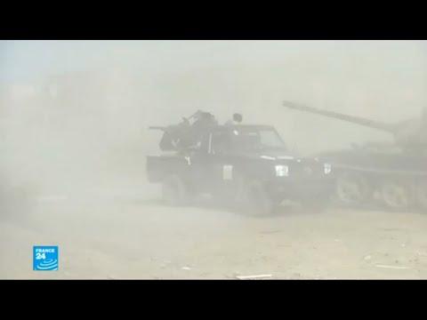 هجوم يستهدف مطار معيتيقة بطرابلس  - نشر قبل 2 ساعة