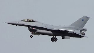 F-16C Royal Air Force of Oman سلاح الجو السلطاني عمان at NAS Fort Worth Apr.29,2014