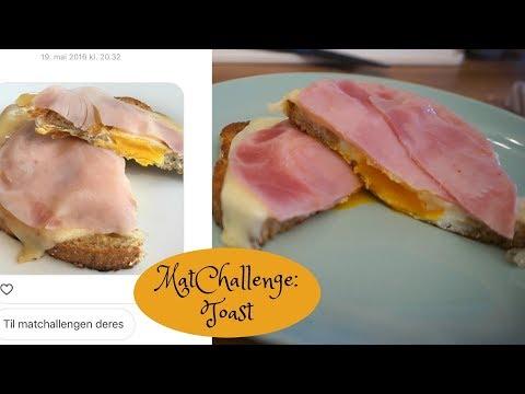 Mat på Mandag | Matchallenge: Toast