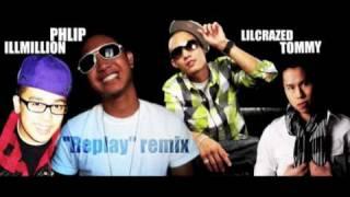 """Replay"" Remix - Lil Crazed ft. IBU, Phlip, and Illmillion"