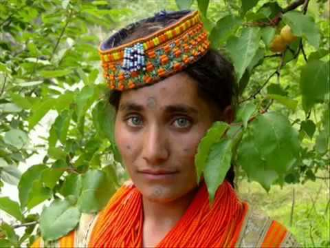 Beautiful Kalash Valley Chitral  Pakistan