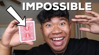 THE IMPOSSIBLE CARD TRICK TUTORIAL | Sean Does Magic