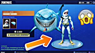 Fortnite Daily Item Shop 22.7.18 | The Shark Skin is here