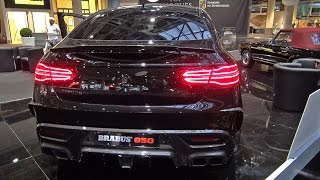 BRABUS GLE 850 6.0 Biturbo Coupe - Start up & Overview!
