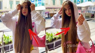 Волосы как у ЛЕДИ ДИАНЫ Как отрастить длинные волосы как ухаживать
