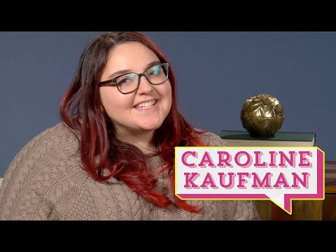 Epic Author Facts: Caroline Kaufman   Light Filters In