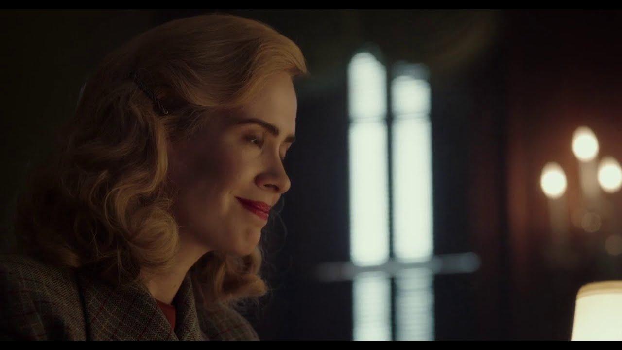 Download Sarah Paulson as Dorothy - Rebel in the Rye (Scene Pack)